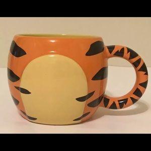 Disney Store Tigger Striped Belly Mug